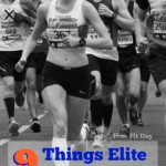 9 Things Elite Runners Do (That You Wouldn't Expect) [Guest Post]