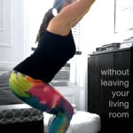 Postpartum Workout – Without Leaving Your Living Room