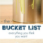 Real Life Bucket List