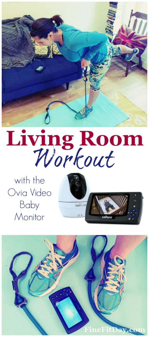 Sshh! The Baby\'s Sleeping Living Room Workout - Fine Fit Day