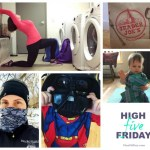 High Five Friday – Marathon Training Begins!