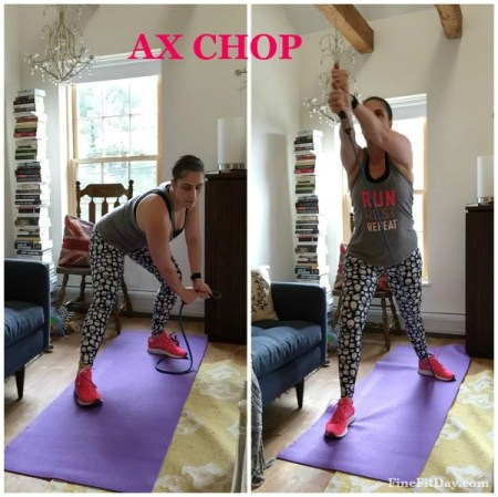 Resistance Band Workout (and Perfect Bands Kit giveaway!) A workout you can do at-home, in your living room, using resistance bands! No excuses, just some great exercises for strength training and toning.