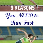 Why You Need to Run Fast
