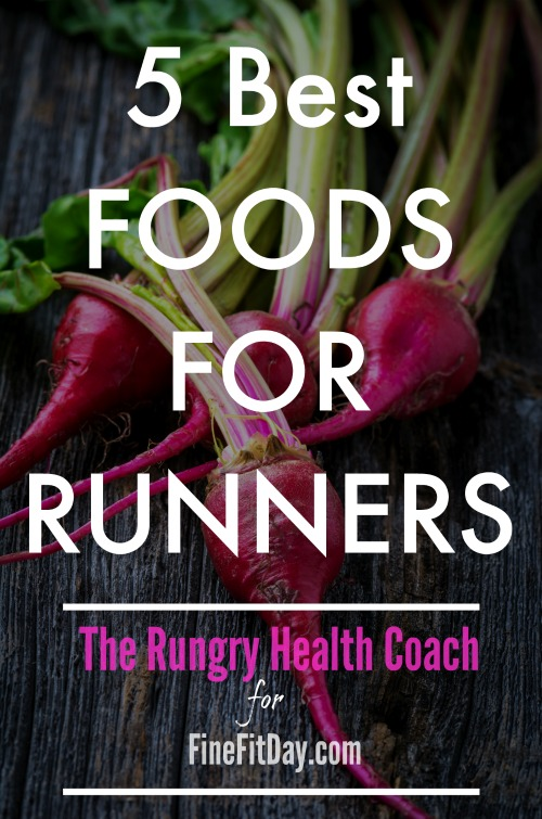 The 5 Best Foods for Runners - how many of these super foods are in your diet?