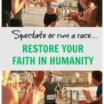 5 Ways Spectating or Running a Race Can Renew Your Faith in Humanity