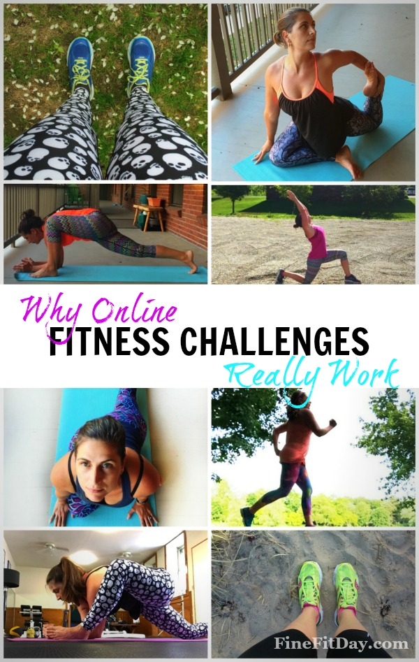 Why Social Media Fitness Challenges Work