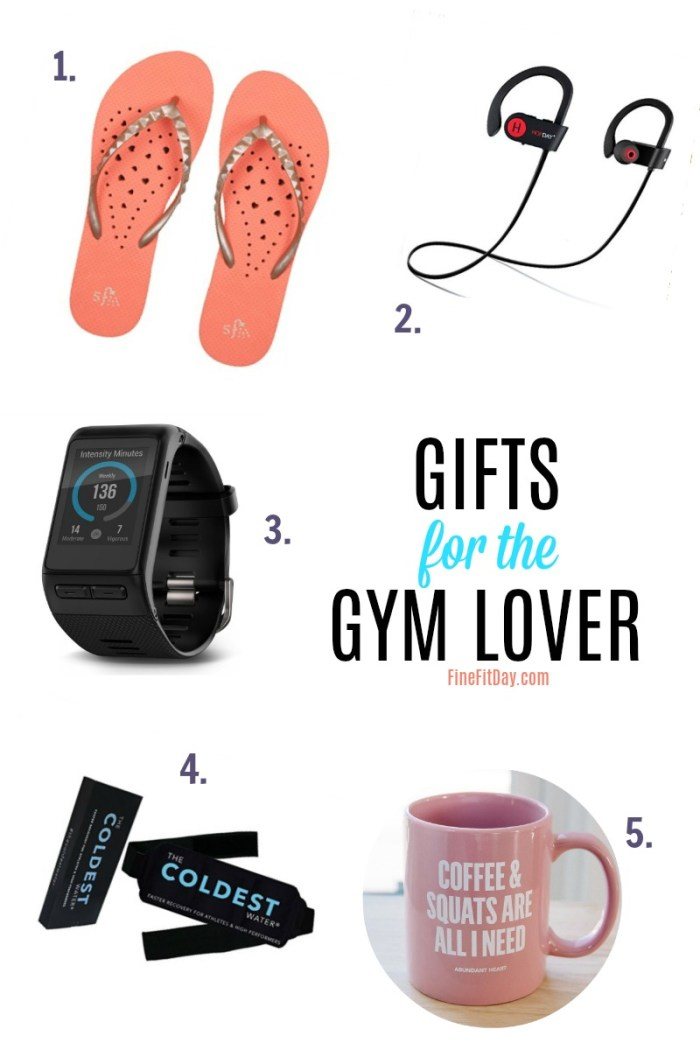 Looking for the perfect gift for the fitness junkie in your life? Check out this amazing gift guide for gym lovers (or share it as a hint for yourself!)
