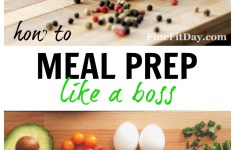 How to Meal Prep Like a Boss – The Rungry Health Coach