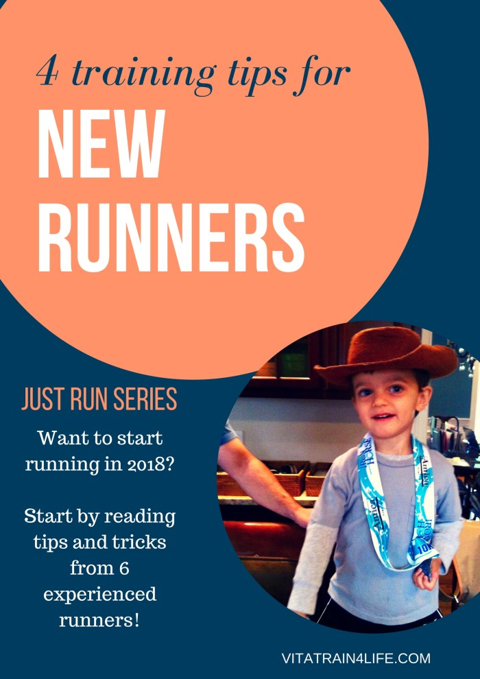 The best tips for beginner runners - tips for new runners from the 'Just Run' team of running coaches and bloggers