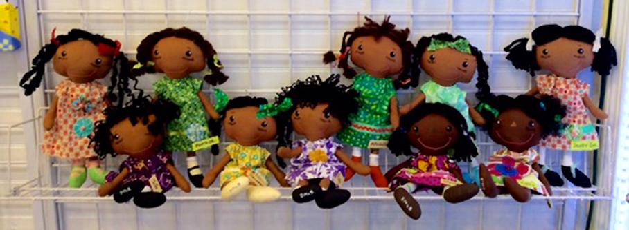 Gullah Dolls