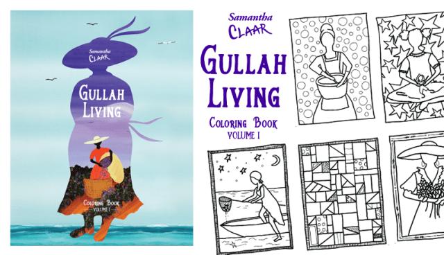 GullahLivingColoringBook