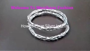 maxresdefault 61 - Cleaning Silver Jewellery -Howto Clean Silver Jewelry at home/Quick and easy cleaning Silver Jewelry