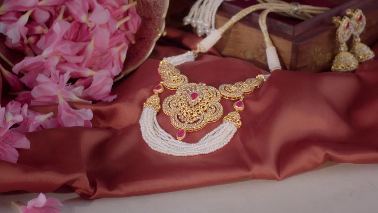 maxresdefault 67 - Jewels  of Royalty - Open Polki Jewellery