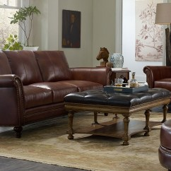 8 Way Hand Tied Sofa Brands In Canada Fabric Sets India 1 Best Source For Bradington Young Leather Furniture Online