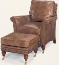 Leather Chairs : Thomasville Leather Chair