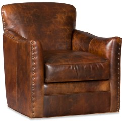 Swivel Chair Leather How To Rush A Chairs Luna