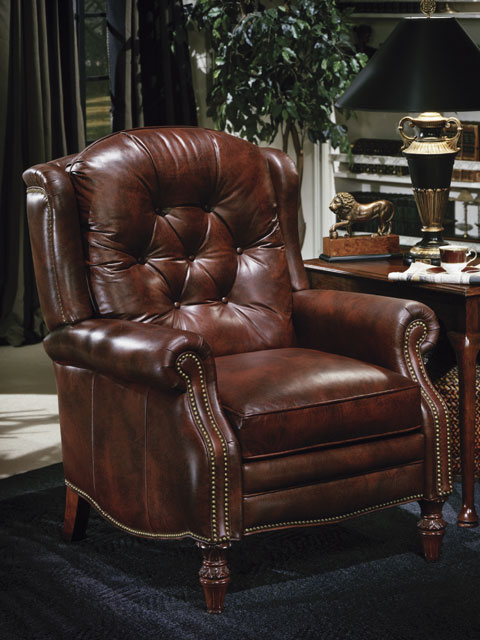 hooker leather chair world market adirondack high quality recliner victoria by bradington young