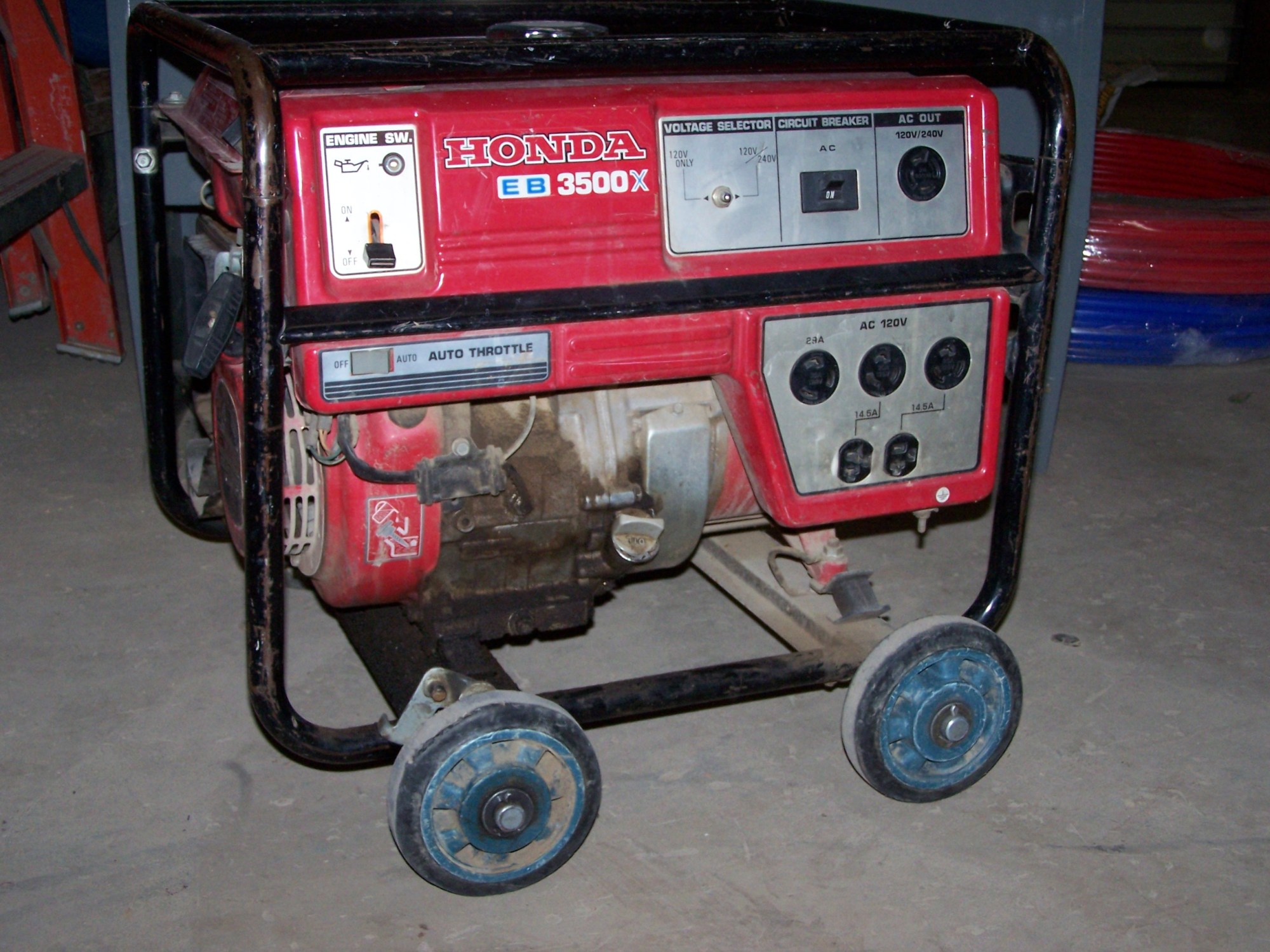 hight resolution of generator wiring to your home