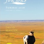 2016 Summer Issue Cover
