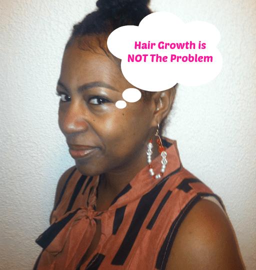 hair growth problems