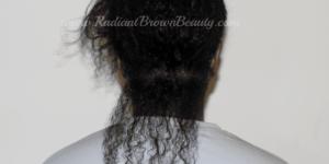 nape hair