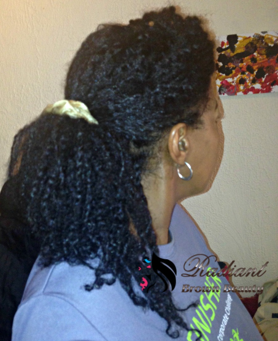 Growing Fine Natural Hair Long