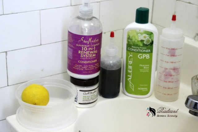 hair care products for natural hair