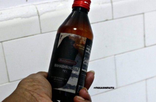 indian hair oil