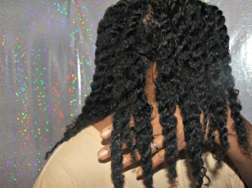 Twisting Fine Natural Hair Tips Tricks