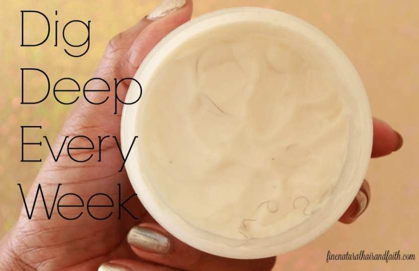 deep conditioning weekly
