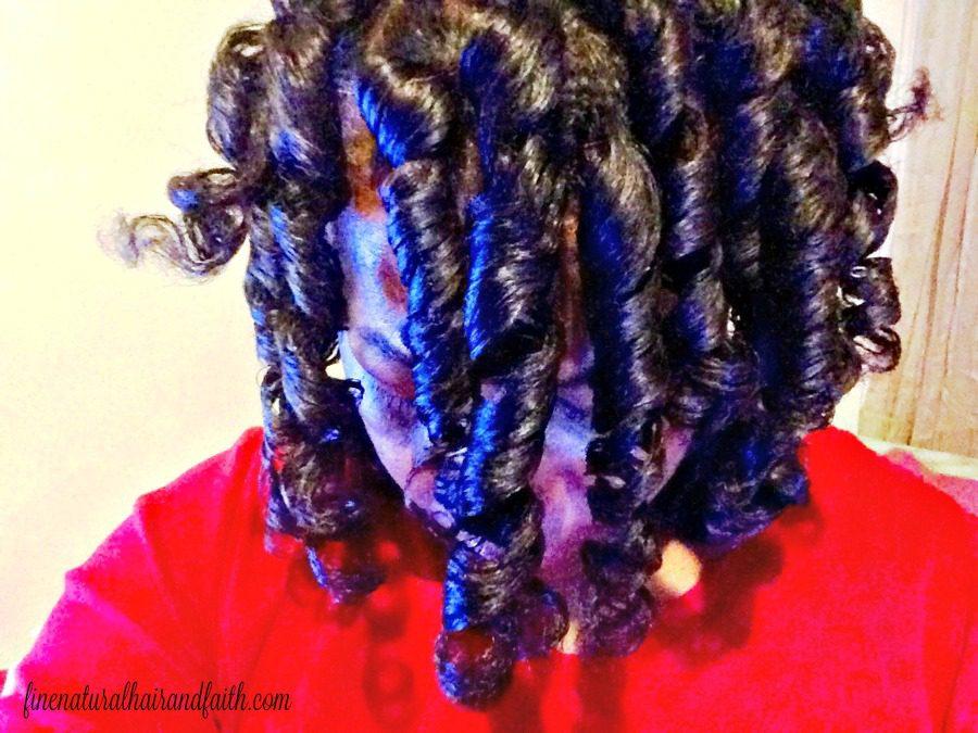 The Return Of Curlformers For Voluminous Curls