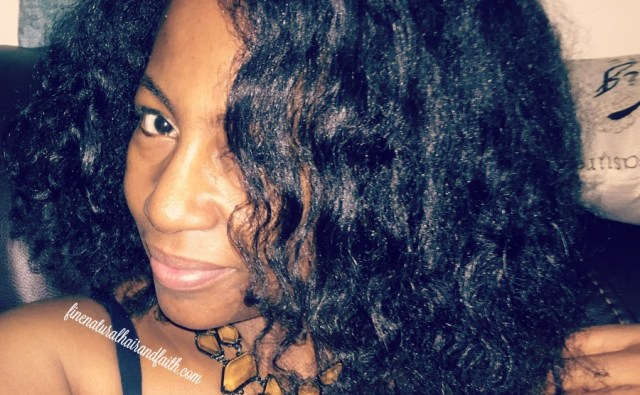 fine natural hair reverting from straight to curly