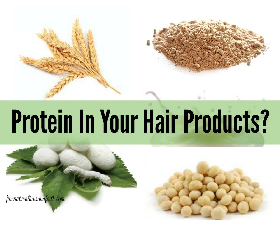 How to Deal With Protein in Hair Products