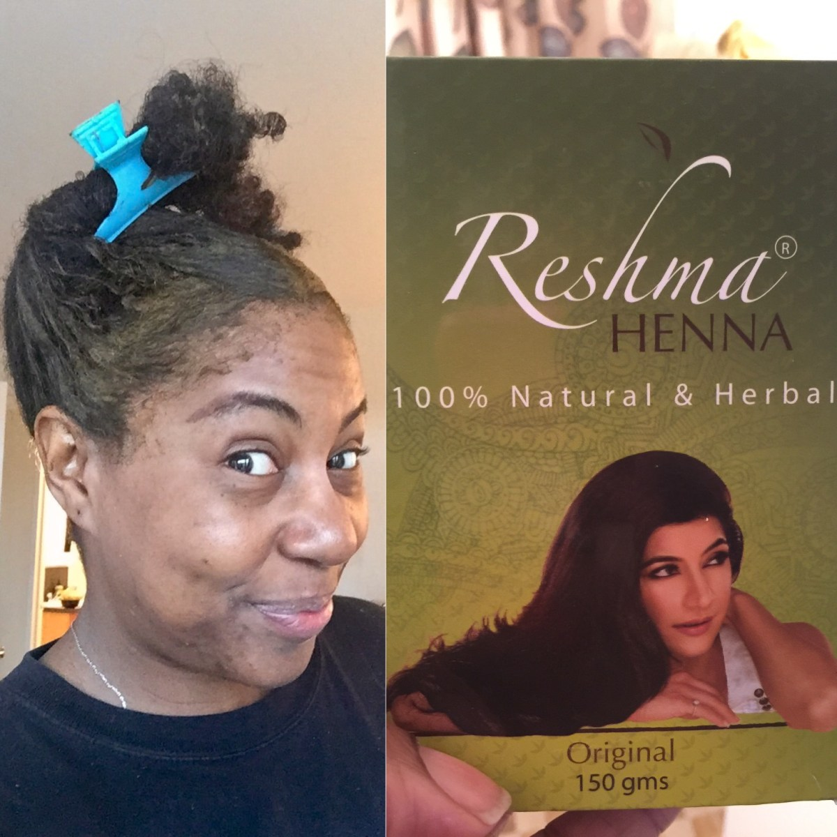 Henna Root Touch Up to Cover Gray Hair