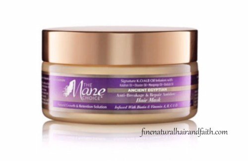 Mane Choice Ancient Egyptian Deep Conditioner