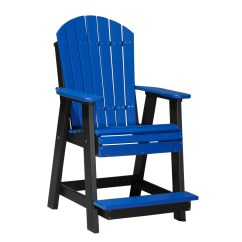 Adirondack Chairs Made In Usa Pottery Barn Rocking Chair Balcony Recycled Patio Fine Oak Things
