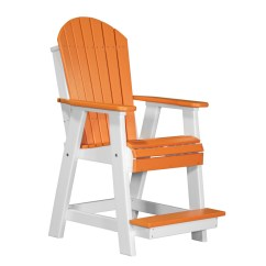 Non Wood Adirondack Chairs Stressless Reviews Balcony Chair Recycled Patio Fine Oak Things