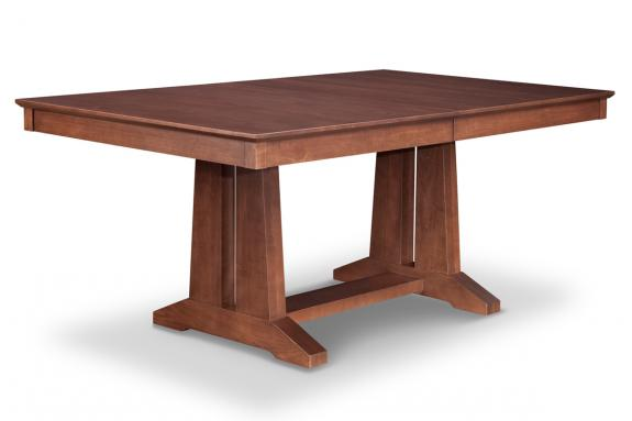 Brooklyn Dining Table  Modern Dining Tables  Solid Wood