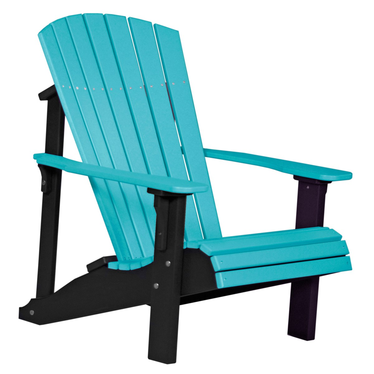Blue Adirondack Chair Deluxe Adirondack Chair Recycled Patio Fine Oak Things