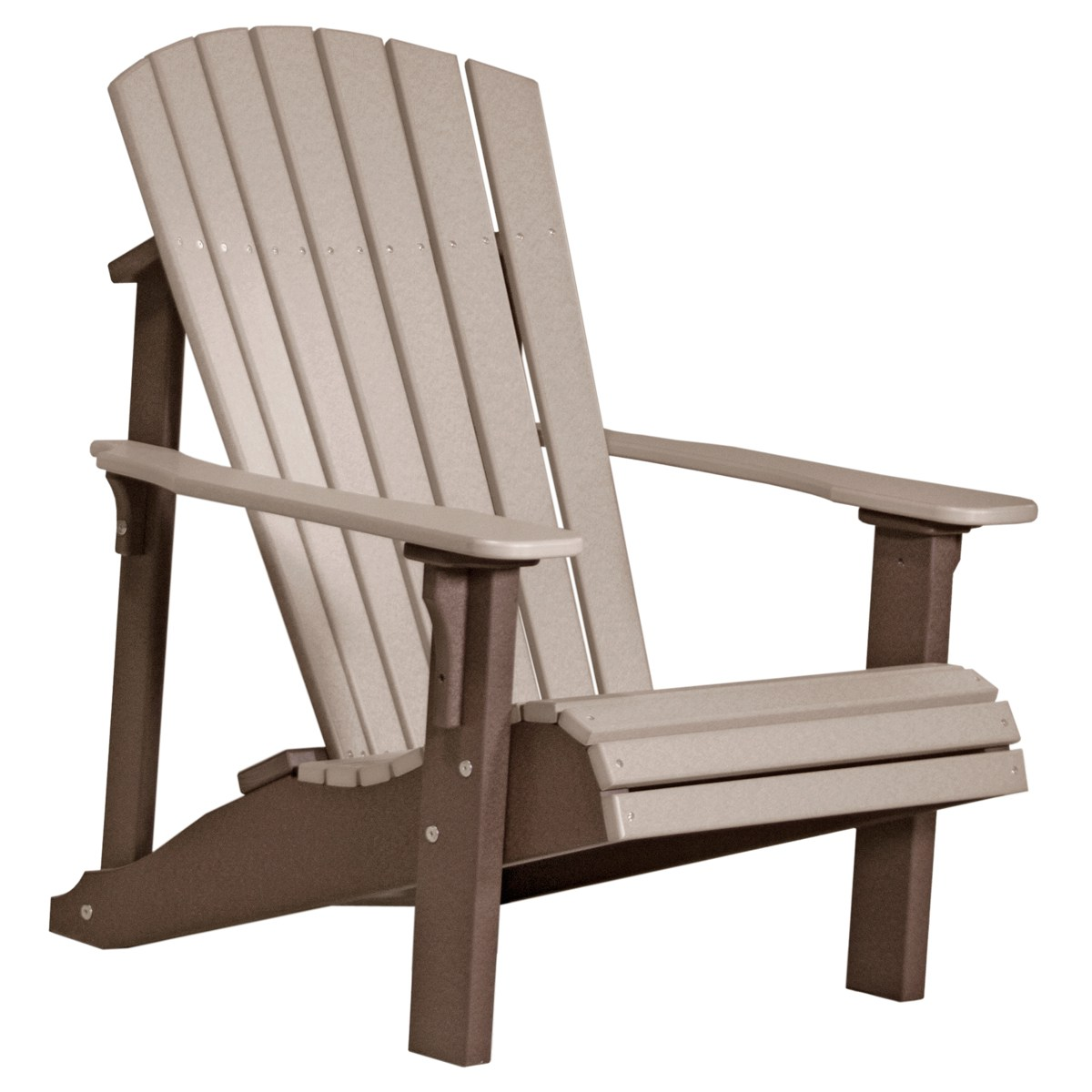 non wood adirondack chairs little boy deluxe chair recycled patio fine oak things
