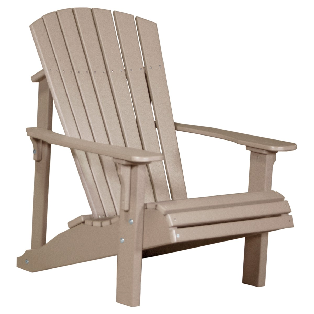 non wood adirondack chairs kids sports chair deluxe recycled patio fine oak things