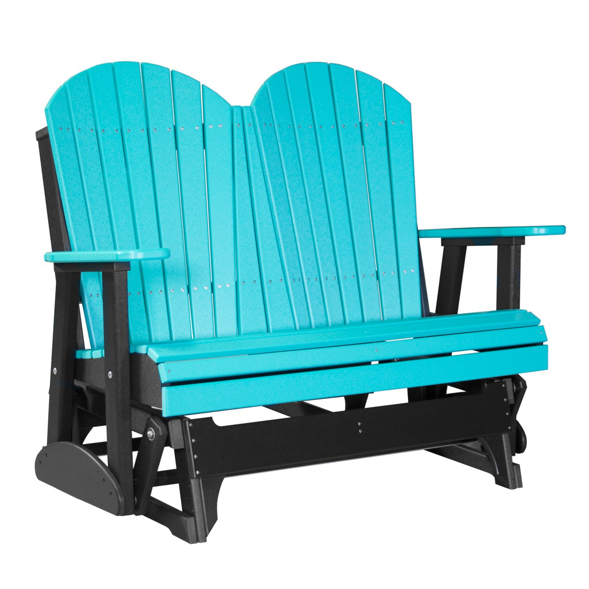double rocking adirondack chair plans office video glider recycled patio fine oak things