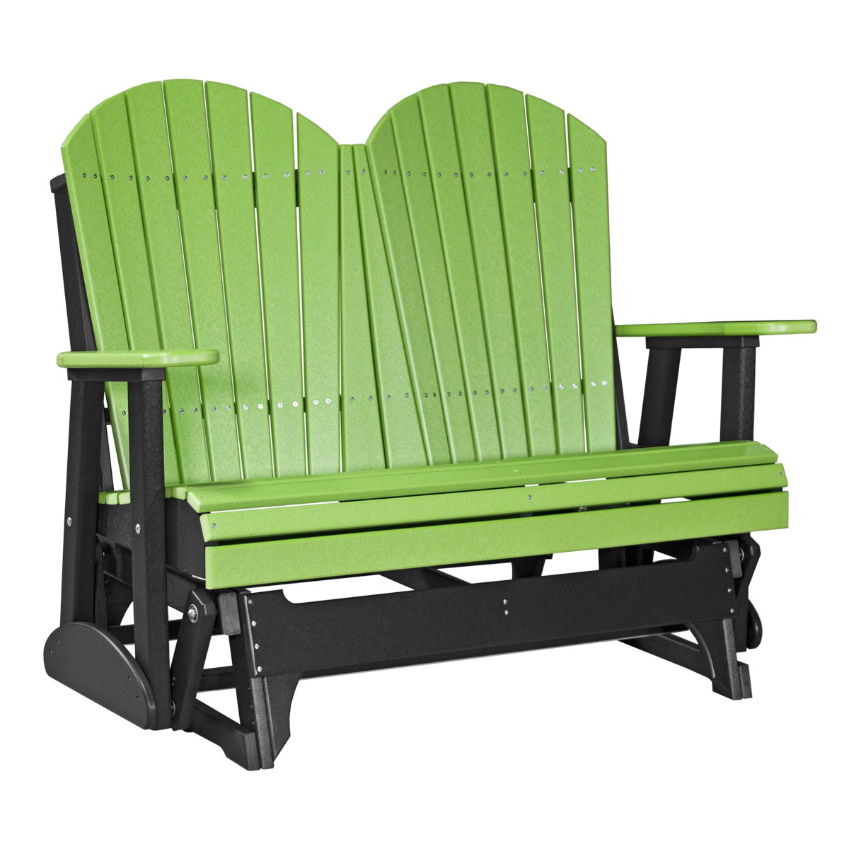 double rocking adirondack chair plans kids wood glider recycled patio fine oak things