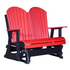 Double Rocking Adirondack Chair Plans Desk Tj Maxx Glider Recycled Patio Fine Oak Things