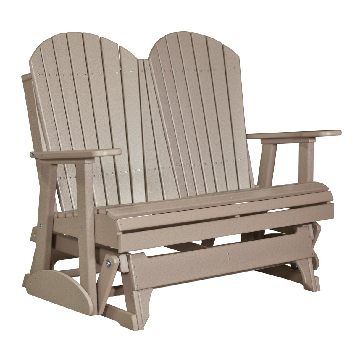 double rocking adirondack chair plans wooden lawn chairs glider recycled patio fine oak things