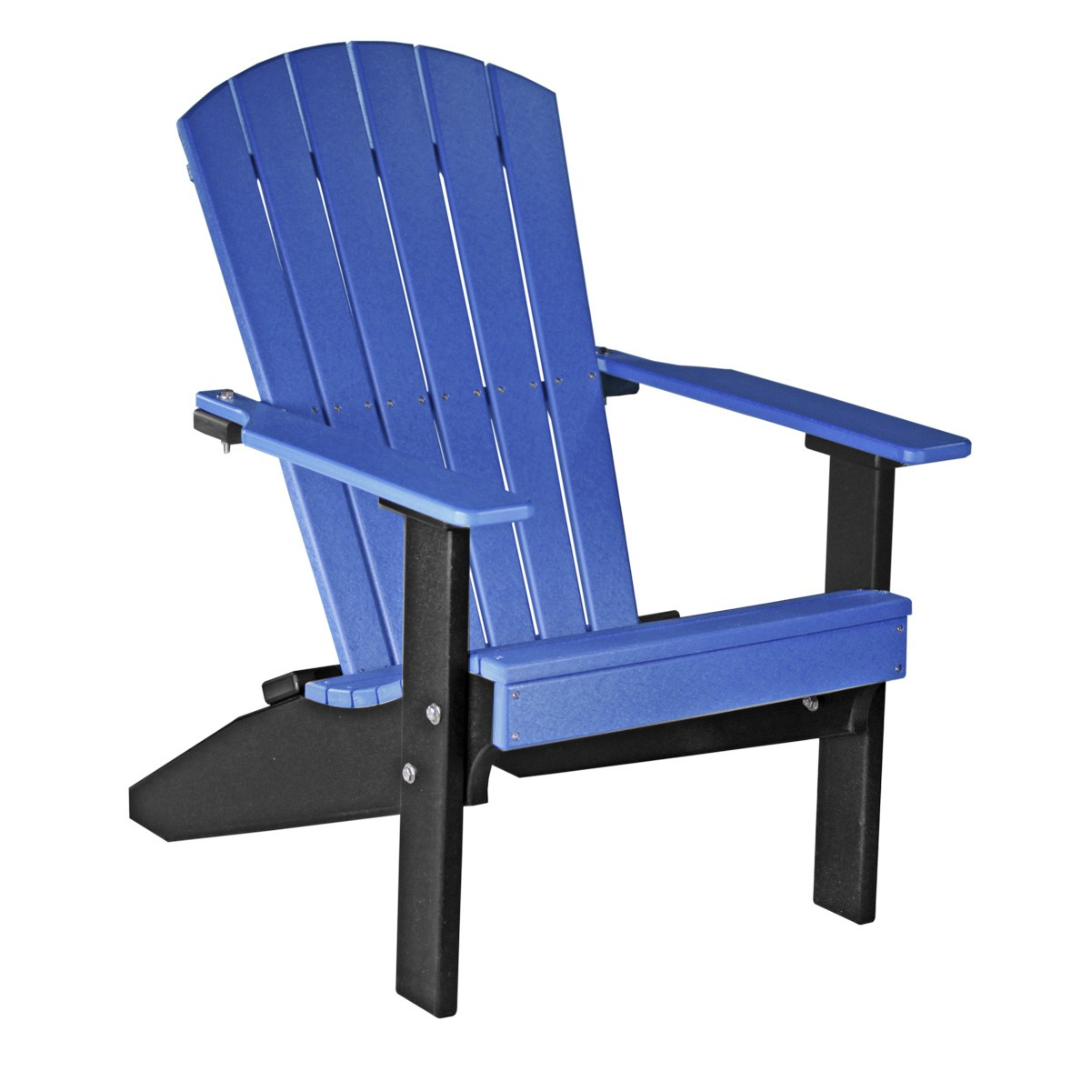 Blue Adirondack Chair Lakeside Adirondack Chair Recycled Patio Fine Oak Things