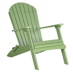 Non Wood Adirondack Chairs Steelcase Reply Chair Folding Recycled Patio Fine Oak Things