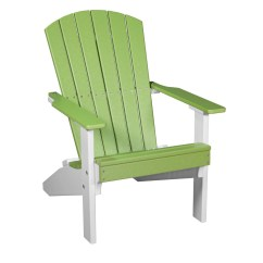Adirondack Chairs Made In Usa Brown Armless Chair Lakeside Recycled Patio Fine Oak Things