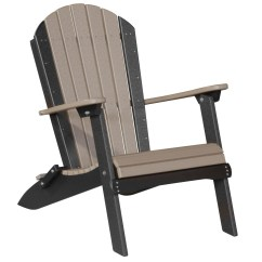 Non Wood Adirondack Chairs Girls Desk Chair Folding Recycled Patio Fine Oak Things