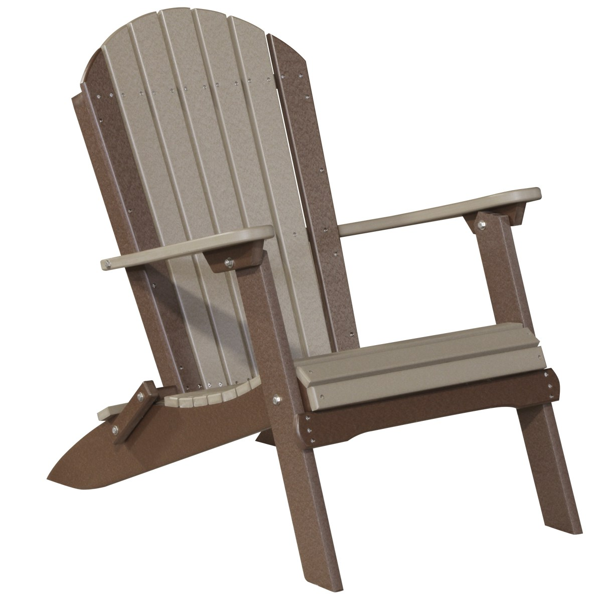 non wood adirondack chairs chesterfield club chair folding recycled patio fine oak things